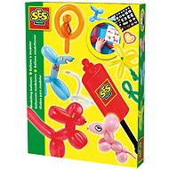 SES Shaping balloons with butterfly - Creative Kit