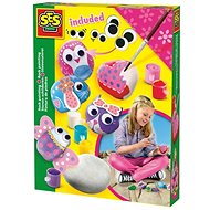 SES Painting of stones for girls - Creative Kit