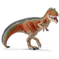 Schleich Prehistoric animal - Giganotosaurus orange with moving. jaws - Figure