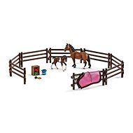 Schleich Ohrada with horses and accessories - Play Set