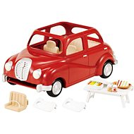 Sylvanian Families Family car red - Play Set