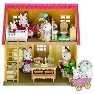 Sylvanian Families Basic basement house with accessory version 2016 - Play Set