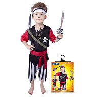 Rappa Pirate with Velvet Scarf - Kids' Costume