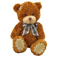 Rappa Bear with ribbon and patch small - Plush Toy