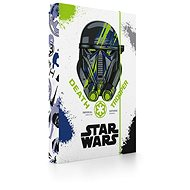Cardboard P + P on A4 Star Wars Rogue One - Case