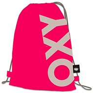 Cardboard P + P Oxy Neon Pink on exercises - bag
