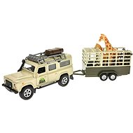 Mikro Trading Land Rover Defender - Metal Model