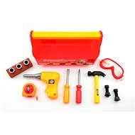 Teddies Small builder in briefcase - Educational Toy