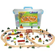 Alltoys Vláčkodráha 95 dílů - Train Set