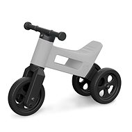 Funny Wheels 2v1 gray - Balance Bike/Ride-on