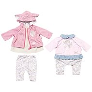 BABY Annabell Clothes to play with, 2 types - Doll Accessory