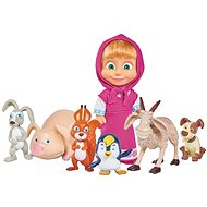 Simba Masha and the Bear and her Animal Friends - Doll
