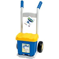 Ecoiffier Sack Truck Toy with Tool Box - Accessories