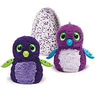 Hatchimals Draggles fialové - Interactive Toy