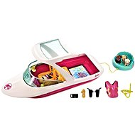 Mattel Barbie Magic Dolphin Boat - Play Set