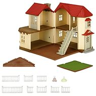 Sylvanian Families City House with Lights and Accessories D - Play Set
