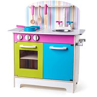 Woody Kuchyňka Julia, proužkovaná - Children's Kitchen Set