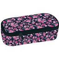 Etue with the flap of Rose - Kids' Pencilcase