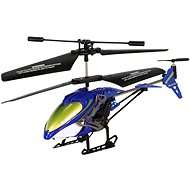 RC Helicopter 3 Channels Blue - Model
