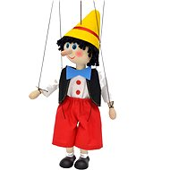 Boy with a long nose 20cm - Puppet