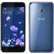 HTC U11 - Amazing Silver - Mobile Phone