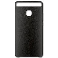 HUAWEI Leather protective case Black for P9 - Case