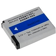 AVACOM replacement battery for GoPro AHDBT-001, AHDBT-002 Li-ion 3.7V 1100mAh 4.1Wh - Replacement Battery