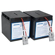 AVACOM replacement for RBC55 - UPS battery - Battery Kit