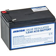 AVACOM replacement for RBC4 - UPS battery - Battery Kit