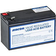 AVACOM replacement for RBC110 - UPS battery - Replacement Battery
