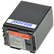 AVACOM for Canon BP-807, BP-809, BP-819, BP-827 Li-ion 7.4V 2580mAh 19.8Wh version 2011 - Replacement Battery