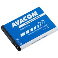 AVACOM for Nokia 3220, 6070, Li-Ion 3.7V 890mAh (replacement for BL-5B) - Replacement Battery