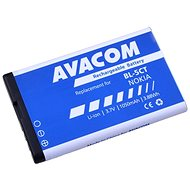 AVACOM for Nokia 6303, 6730, C5, Li-Ion 3.7V 1050mAh (replacement BL-5CT) - Replacement Battery