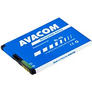 AVACOM for Nokia N8, E7 Li-ion 3.7V 1200mAh (replacement for BL-4D) - Replacement Battery
