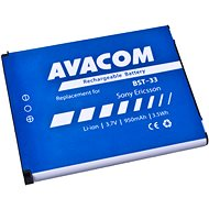 AVACOM for Sony Ericsson K550i, K800, W900i Li-Ion 3.7V 950mAh (replacement for BST-33) - Replacement Battery