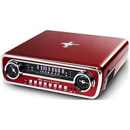 ION Mustang LP Red - Turntable
