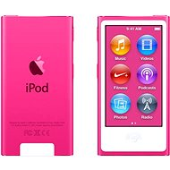 iPod Nano 16GB Pink 7th gen - MP3 player