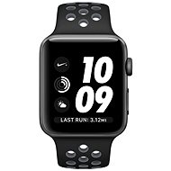 Apple Watch Series 2 Nike+ 38mm Space Gray Aluminium Case with Black/Cool Gray Nike Sport Band - Smartwatch