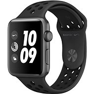 Apple Watch Watch 3 Nike + 42mm GPS Space Gray Aluminum with Nike Anthracite Sports Strap - Smartwatch