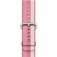Apple 38mm Raspberry from woven nylon - Strap