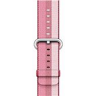 Apple 42mm Raspberry from woven nylon - Strap