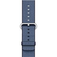 Apple 42mm Midnight blue from woven nylon - Strap