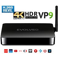 EVOLVEO Android Box H4 - Multimedia Centre