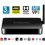 EVOLVEO Android Box H8 - Multimedia Centre