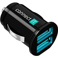 CONNECT IT CI-176 Car Charger Mini - Car Charger
