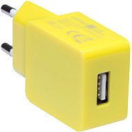 CONNECT IT Colorz CI-599 Yellow - Charger