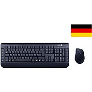 CONNECT IT CI-462 Multimedia GERMAN - Mouse/Keyboard Set