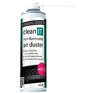 CLEAN IT Compressed Air 400ml - non flammable! - Cleaner