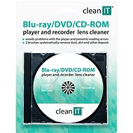 CLEAN IT Brushes - cleaning CD/DVD - Cleaner