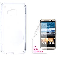CONNECT IT S-Cover HTC One M9 clear - Mobile Phone Case